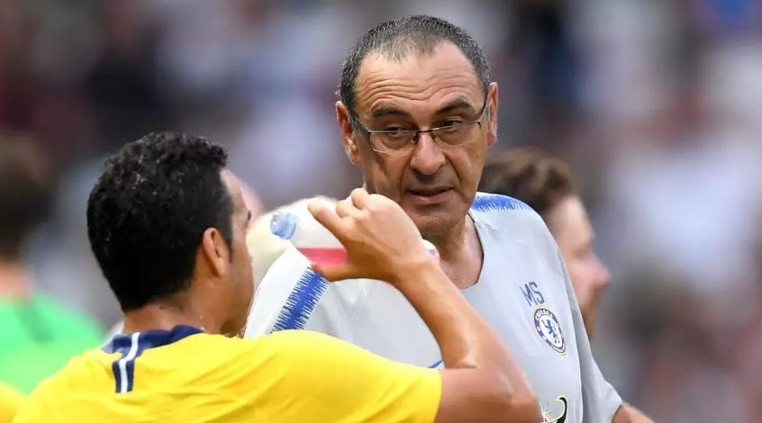 """Маурицио Сарри: """"Челси"""" предлагает Луису и  Фабрегасу краткосрочные контракты"""""""