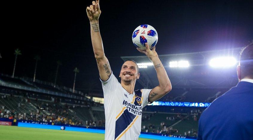 Златан Ибрагимович признан лучшим игроком MLS