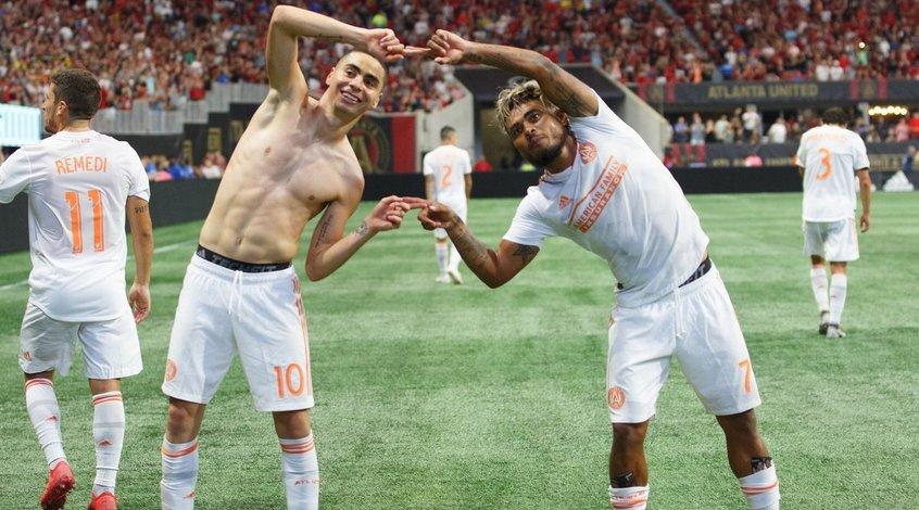 """MLS. 32-я игровая неделя. Голевое достижение Хосефа Мартинеса, очередная победа """"Ди Си Юнайтед"""""""