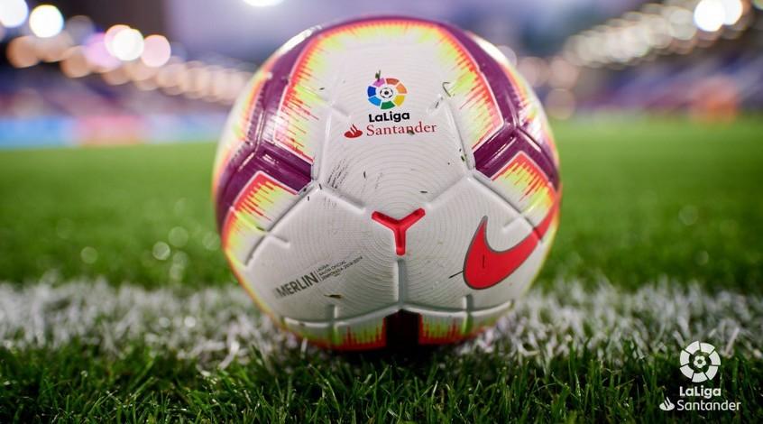 Ла Лига разрешила клубам с завтрашнего дня групповые тренировки по 10 человек