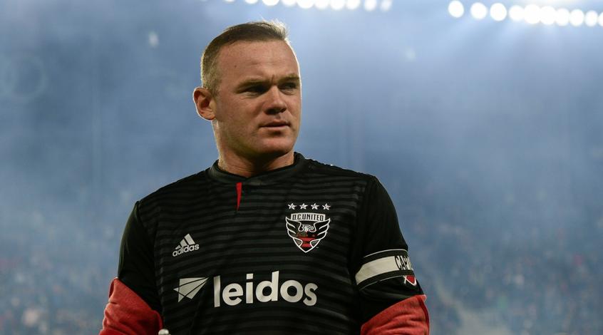 """Уэйн Руни: """"Маркусу Рэшфорду и Полю Погба придется по вкусу MLS"""""""