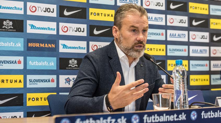 Сборная Словакии объявила состав к матчу Лиги наций с Украиной