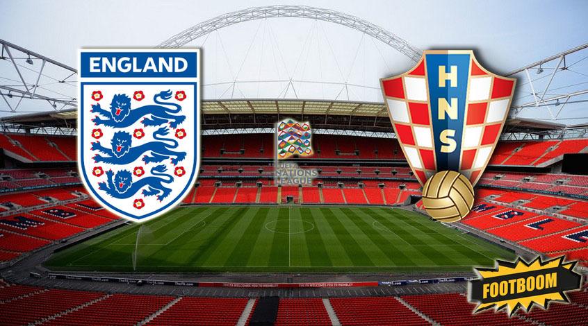 Англия - Хорватия 2:1. Классика жанра