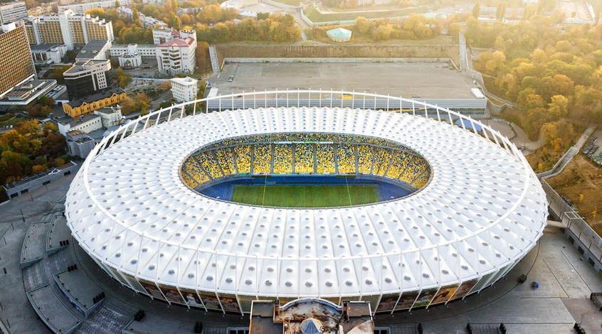 Виконком УАФ затвердив місця проведення домашніх матчів збірної України в 2020-22 роках