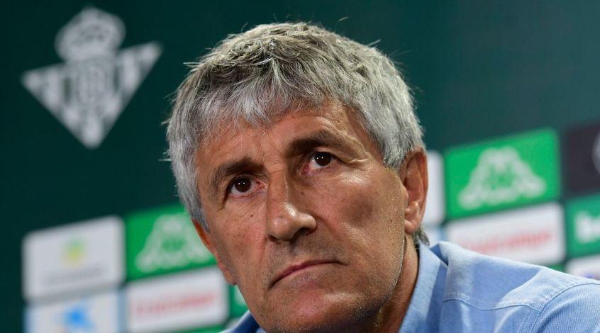 """СМИ: """"Барселона"""" сегодня уволит Вальверде и назначит Сетьена"""