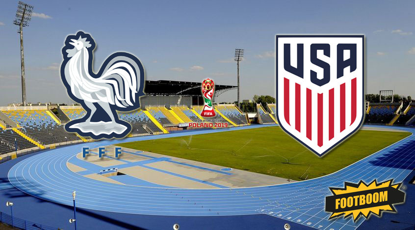 Франция (U-20) – США (U-20). Анонс и прогноз матча