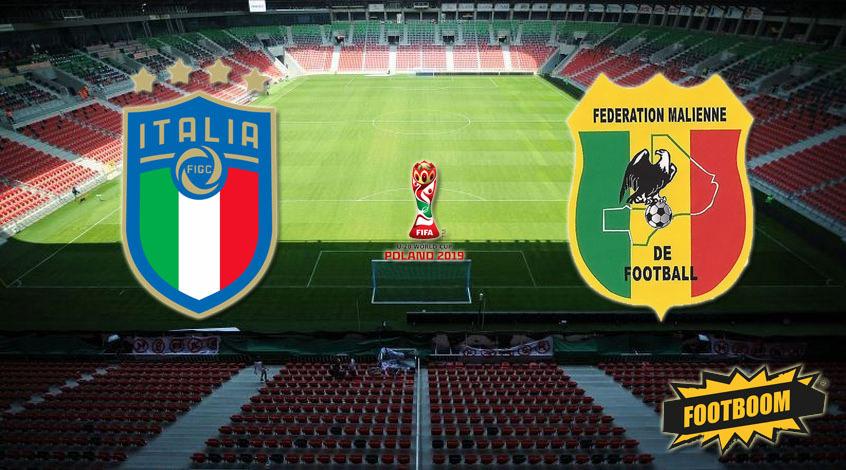 ЧМ-2019 (U-20). Италия - Мали. Анонс и прогноз матча