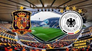 Испания (U-21) - Германия (U-21) 2:1. Реванш удался