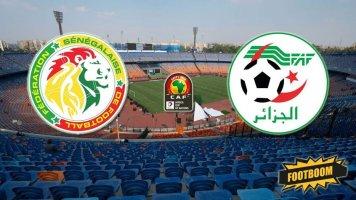 Сенегал - Алжир 0:1. Фактор отсутствия Кулибали