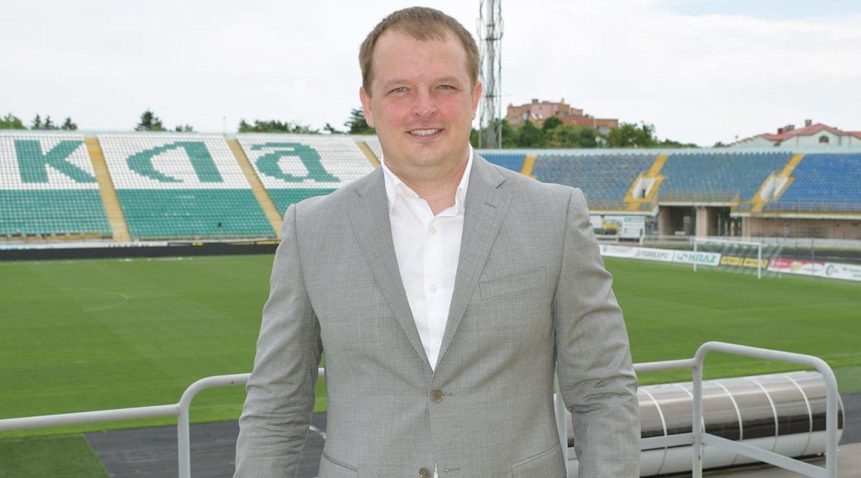 """Олег Лысак: """"По нашим футболистам сейчас много разговоров, не только по вратарям"""""""