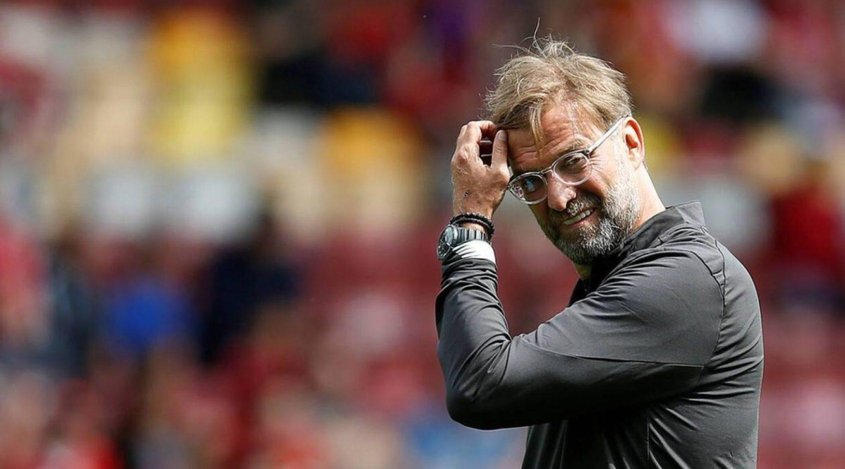 "Юрген Клопп: ""Не знаю, сыграют ли Салах, Мане и Фирмино с ""Манчестер Сити"""
