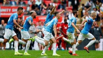 """Ливерпуль"" - ""Манчестер Сити"" 1:1, по пенальти - 4:5. Суперкубок для везунчиков"