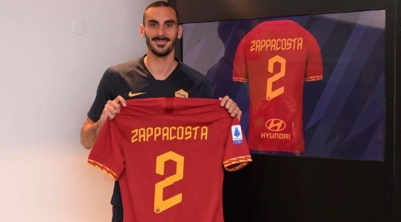 """""""Рома"""" начнет переговоры с """"Челси"""" о продлении аренды Давиде Дзаппакосты"""