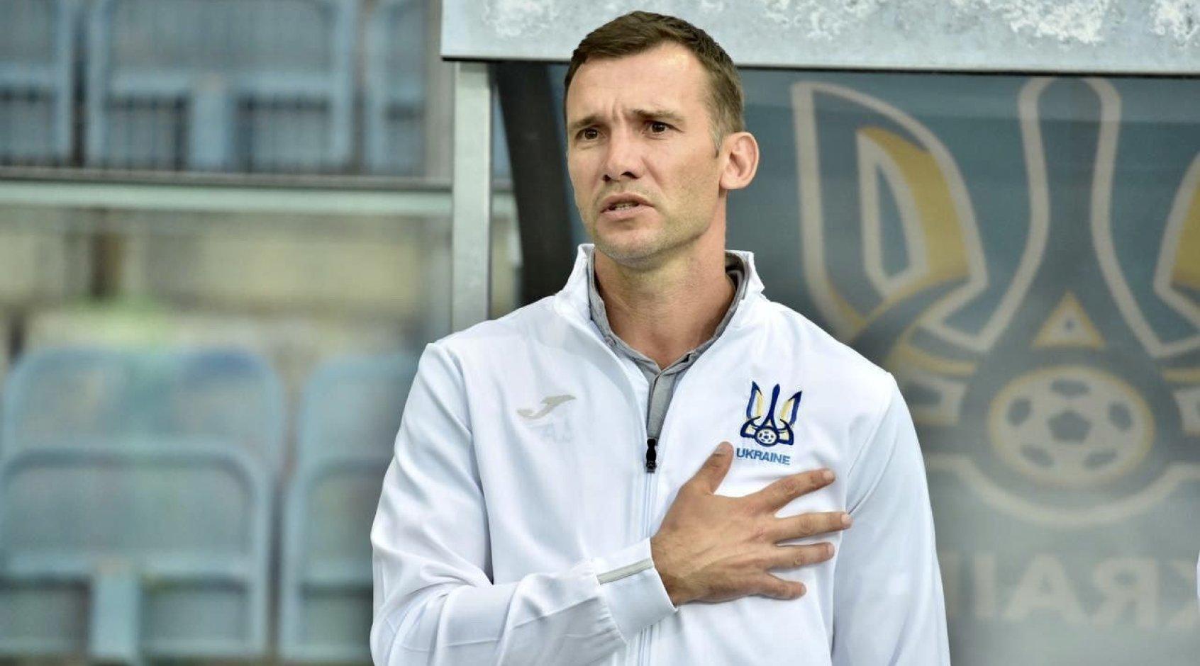 Букмекеры оценили шансы Шевченко остаться в сборной