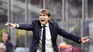 Антонио Конте и Андреа Аньелли не стали наказывать за конфликт во время матча Кубка Италии