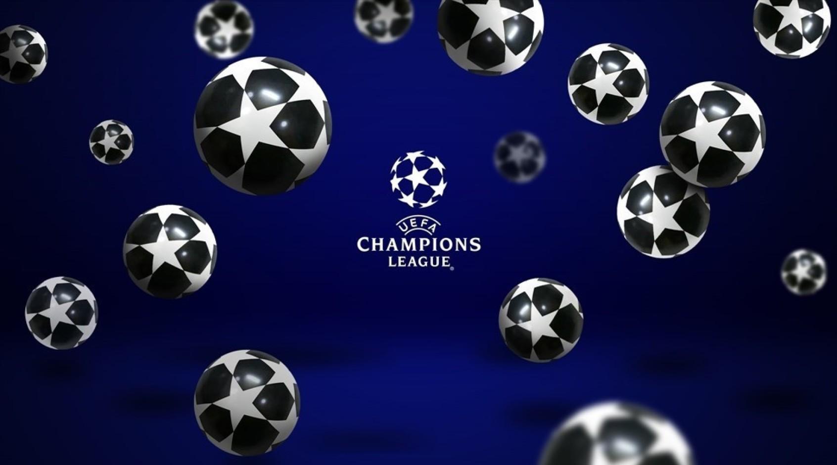 Жеребьевка раунда плей-офф Лиги чемпионов. Онлайн