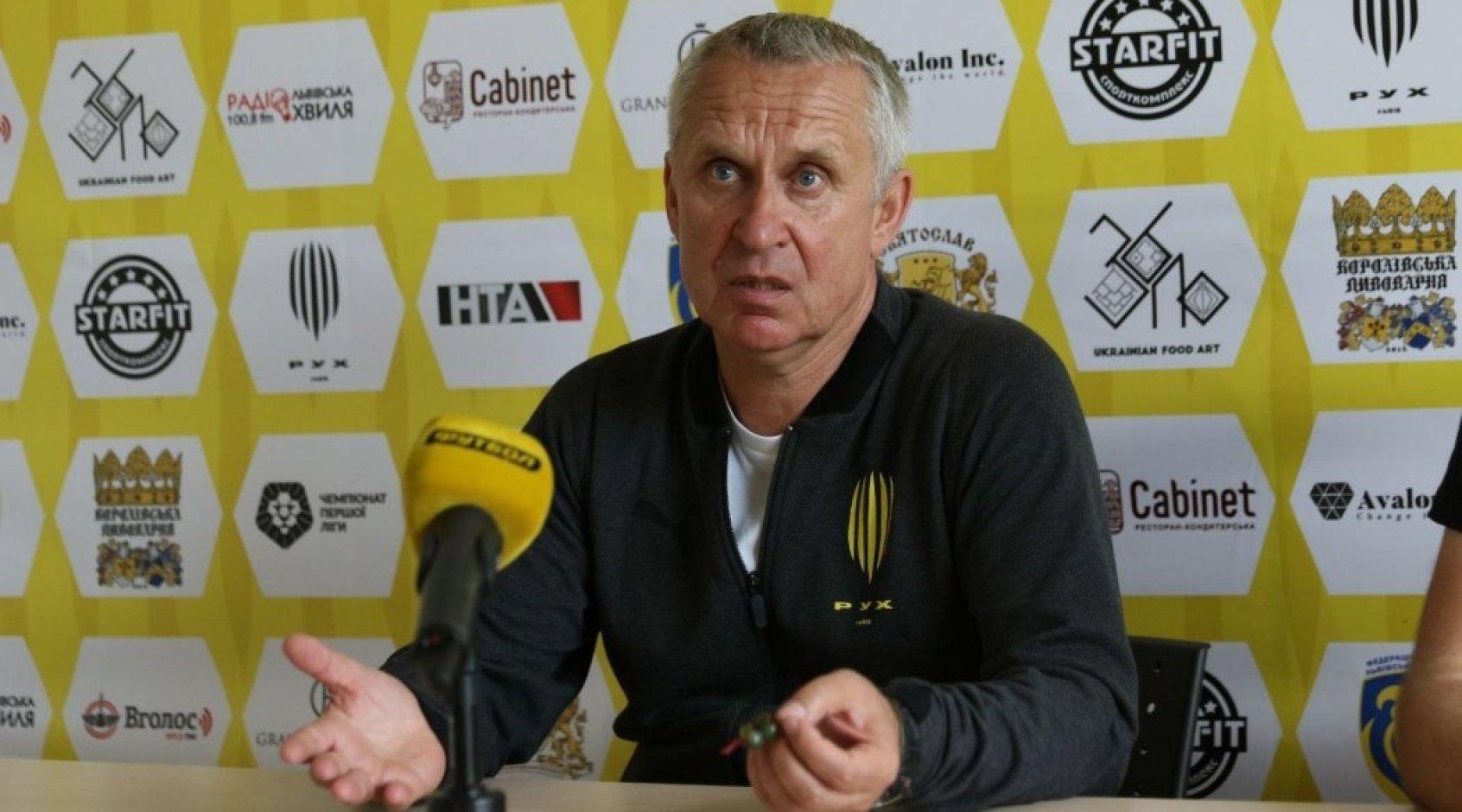 """Леонід Кучук: """"Потрібно об'єднати УПЛ і Першу лігу, було б дуже цікаво"""""""