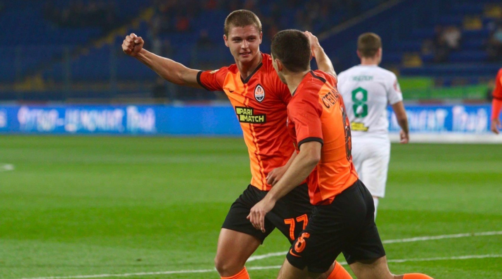 Сборная Украины U-21 - вся правда о команде и будущих звездах УПЛ (Видео)