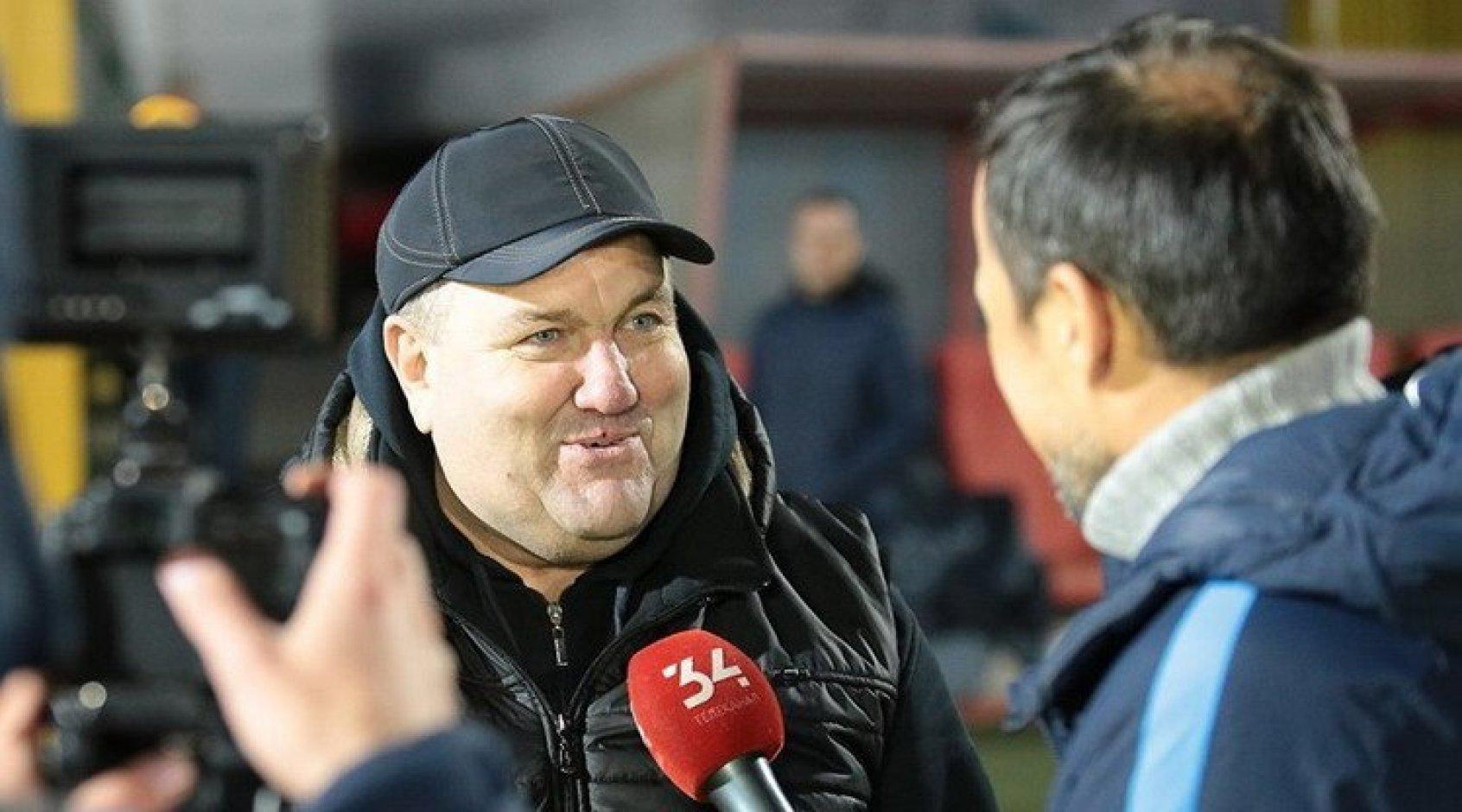 """Олександр Поворознюк: """"Я демонстративно готовий був зняти """"Інгулець"""" із Кубку України, якби не """"Металіст 1925"""""""