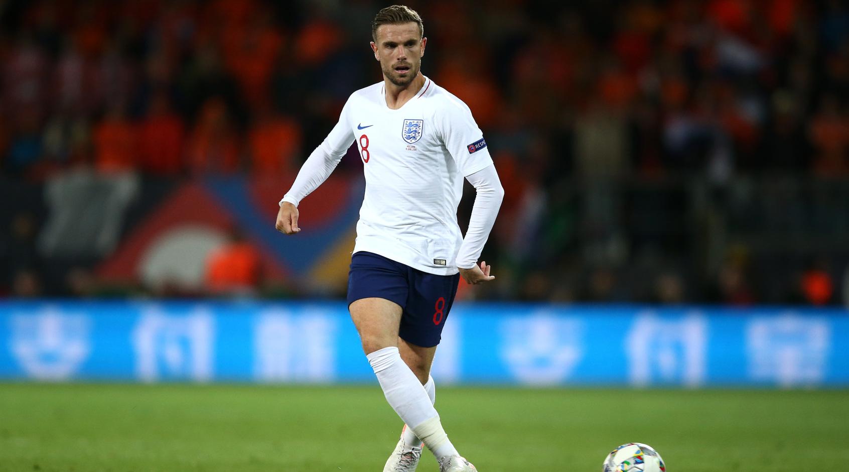 Украина - Англия 0:4. Гол Джордана Хендерсона (Видео)