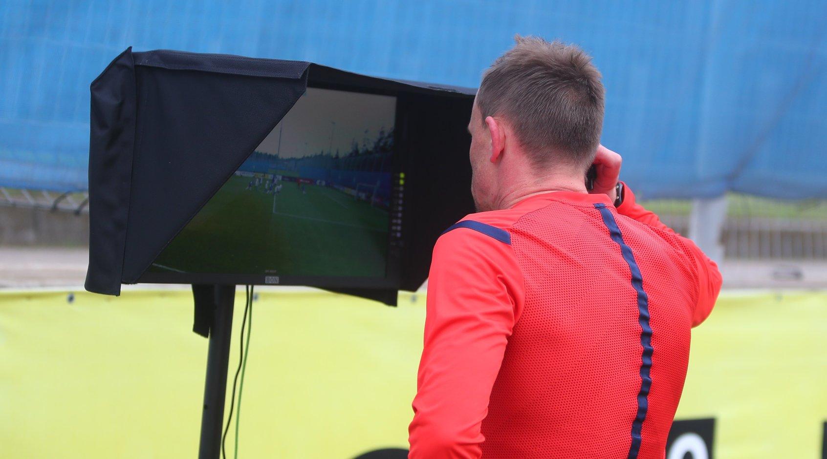Cистема відеоповторів - вперше у аматорському футболі