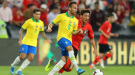 Товарищеские матчи: Бразилия разгромила Южную Корею, Хорватия обыграла Грузию