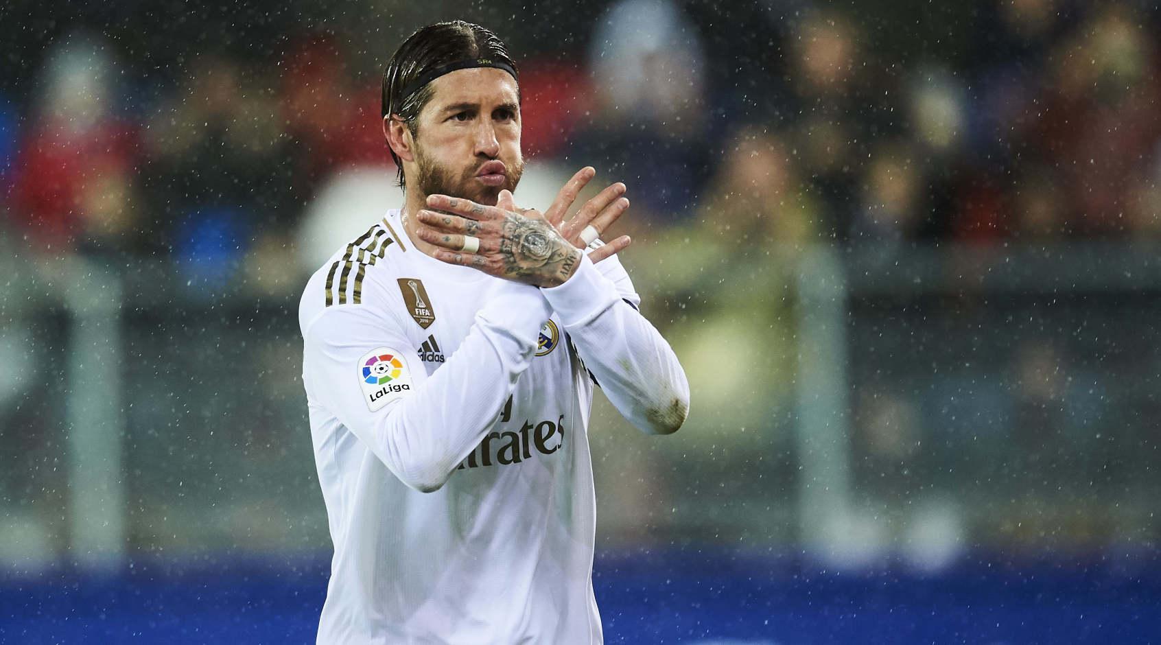 Серхио Рамос рискует пропустить остаток сезона в Примере и Евро-2020