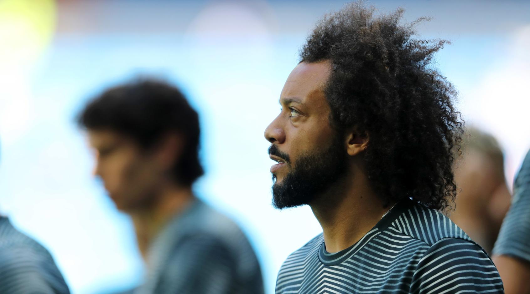 """Защитник """"Реала"""" Марсело превратился в злостного нарушителя и заплатил уже более миллиона евро штрафов"""