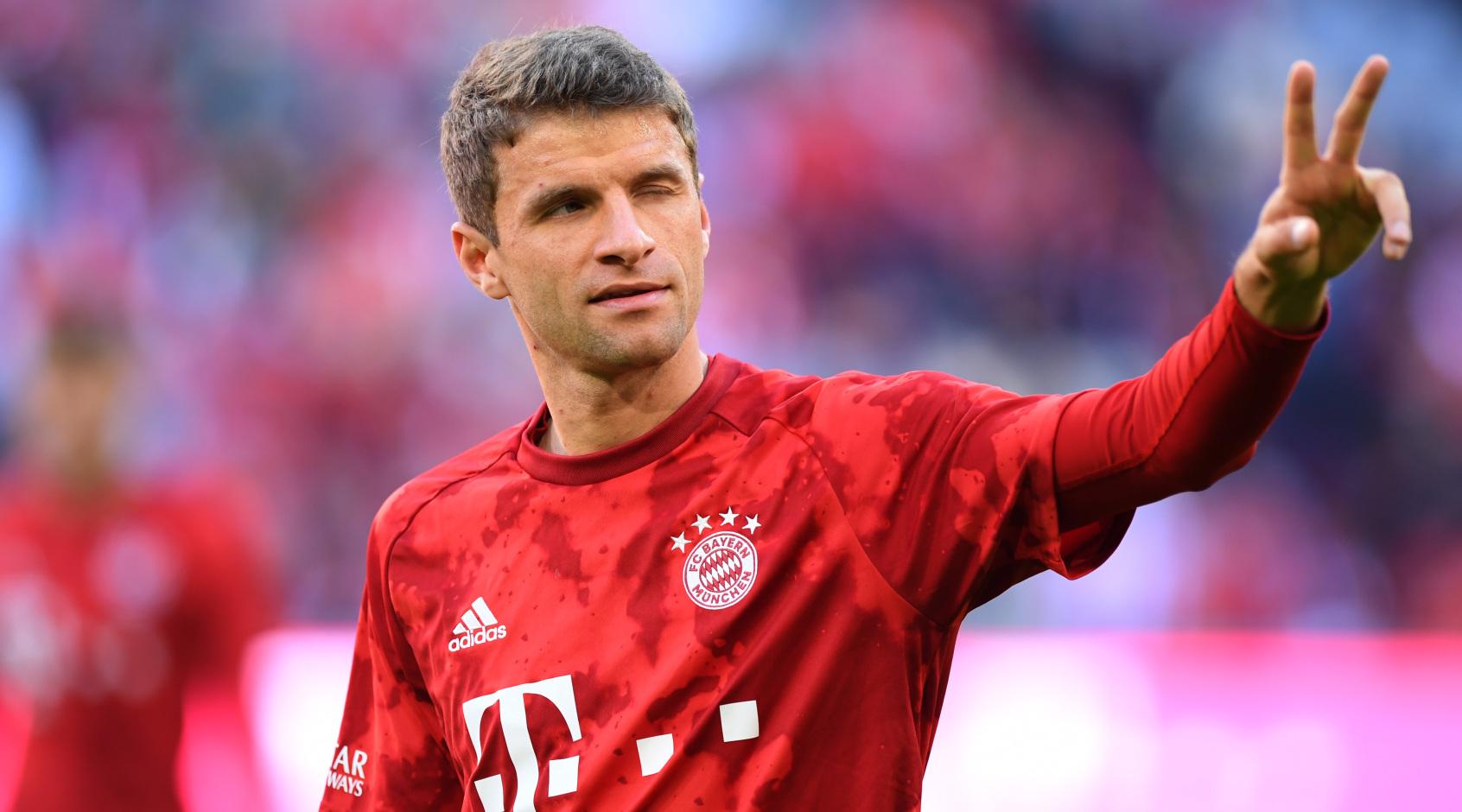 Томас Мюллер по числу голов в Лиге чемпионов сравнялся с Андреем Шевченко и Златаном Ибрагимовичем