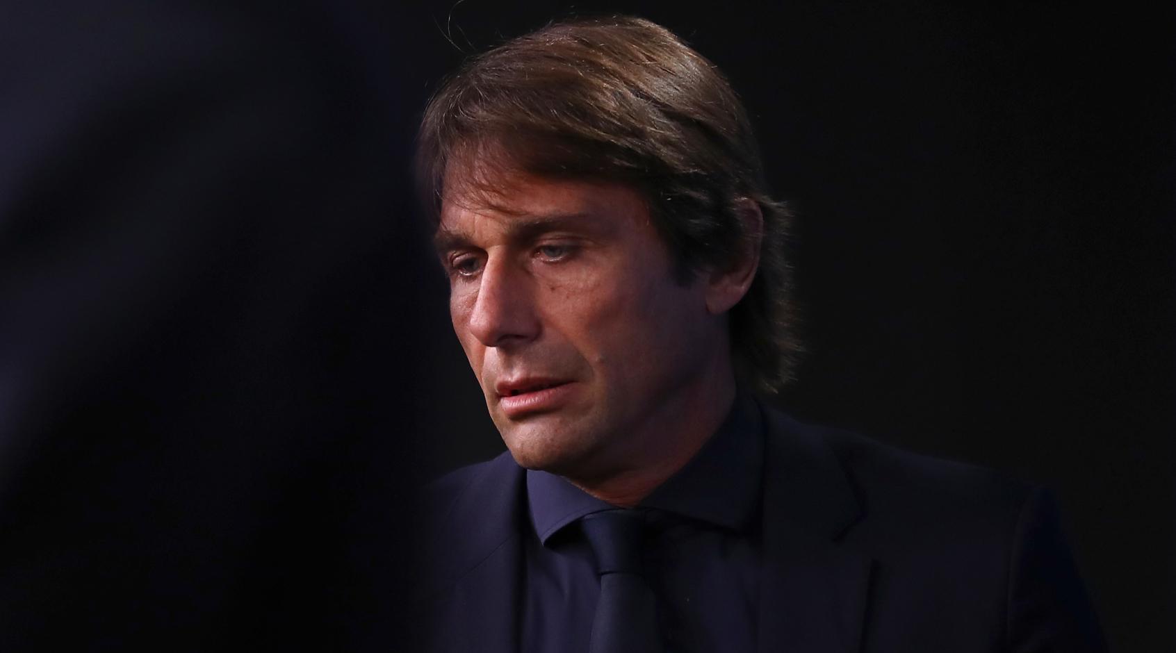 """Антонио Конте: """"Мы буквально подарили два гола """"Лацио"""""""