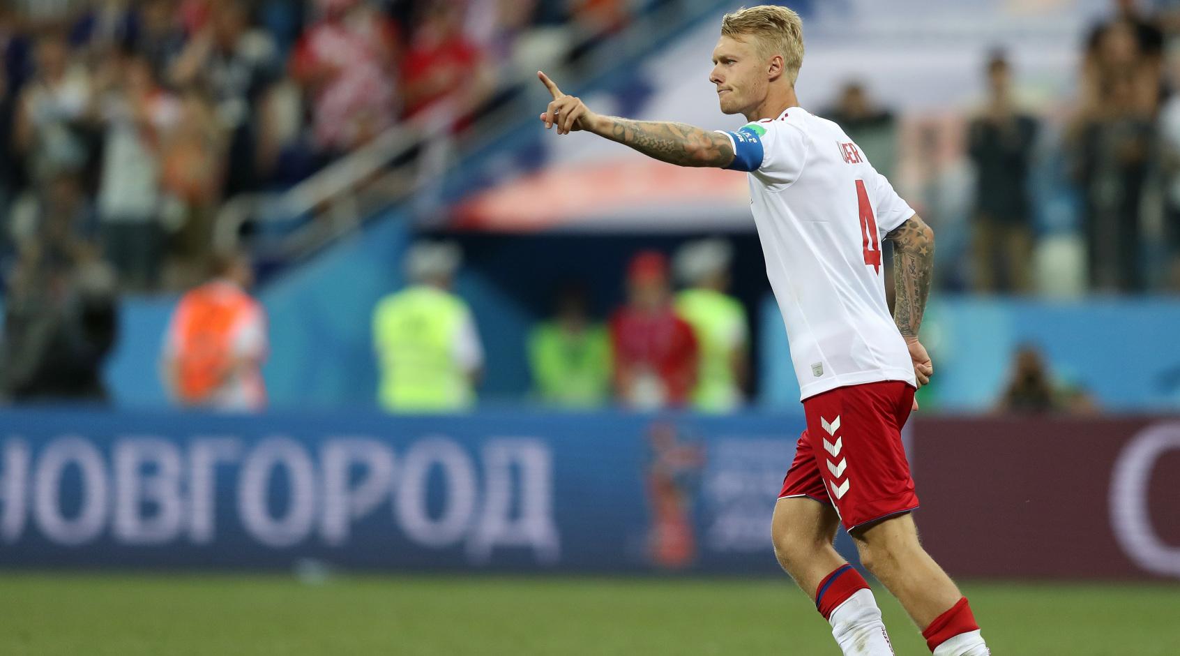 """""""Милан"""" начал переговоры с Симоном Кьером о продлении контракта"""