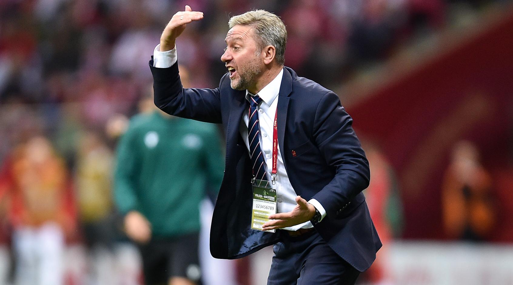 Главный тренер сборной Польши Ежи Бржечек отправлен в отставку
