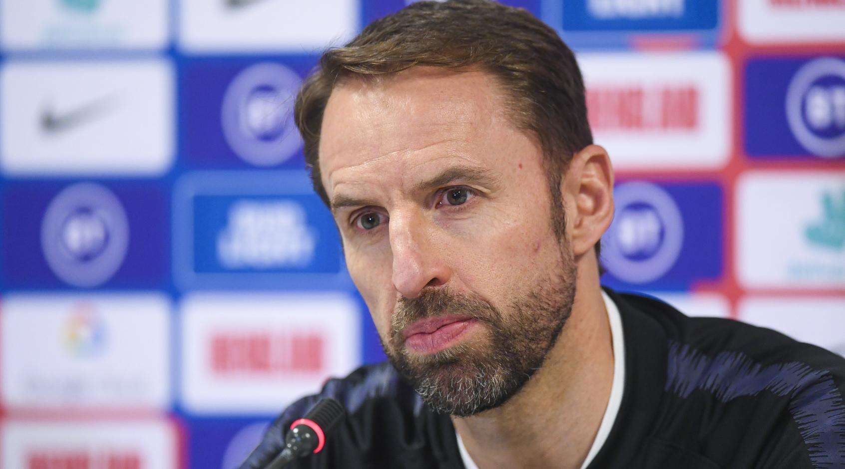 """Гарет Саутгейт: """"Временами сборная Англии выглядит, как очень хорошая команда"""""""
