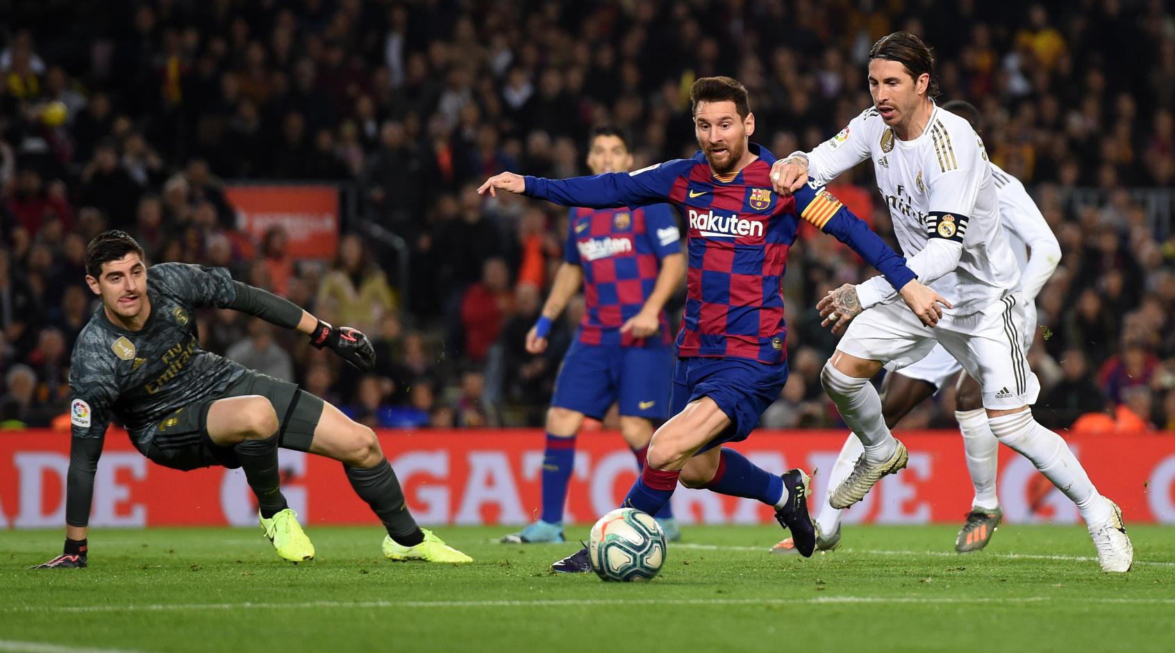 """""""Барселона"""" готова предложить Месси новый контракт с окладом в 50 млн. евро в год"""