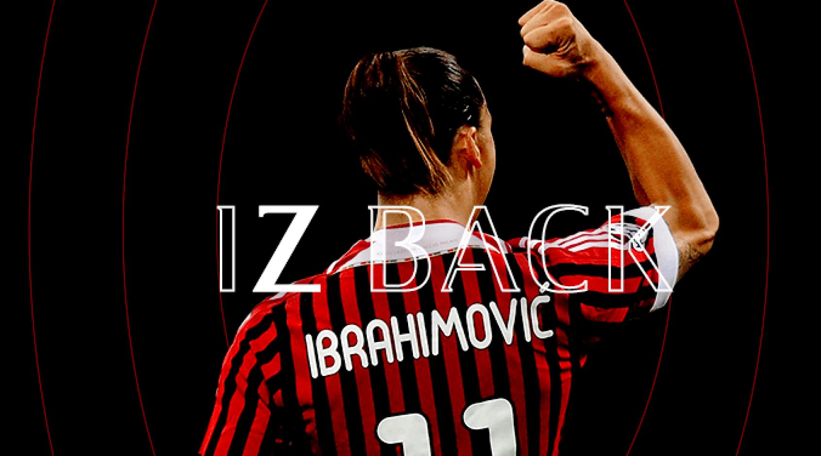 Ибрагимович забил гол в миланском дерби в третьем десятилетии подряд