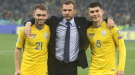 Андрій Шевченко назвав розширений список збірної України на матчі відбору ЧС-2022
