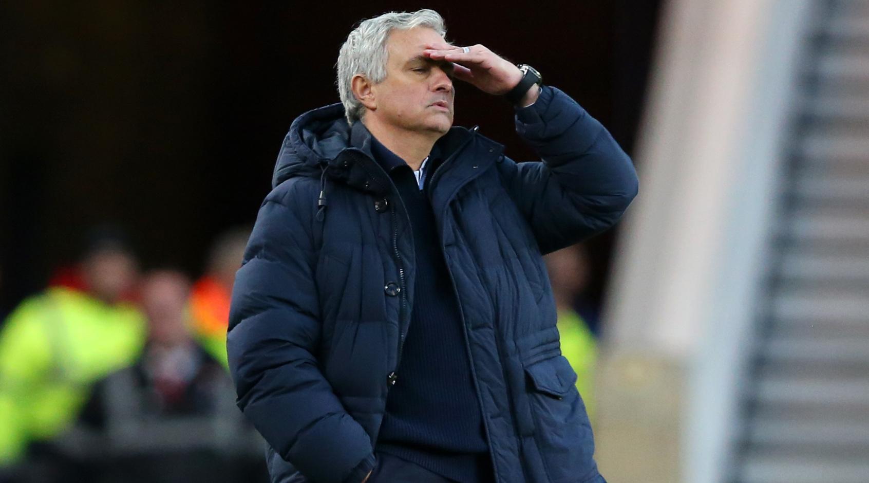 """Моуриньо: """"Тоттенхэм"""" не станет единственным клубом, с которым я не выиграю ни одного трофея"""""""