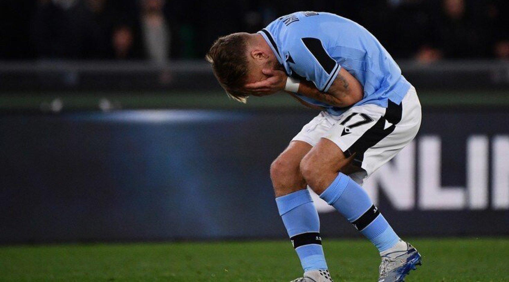 """В перенесённом матче 17-го тура """"Лацио"""" не смог одолеть """"Верону"""""""