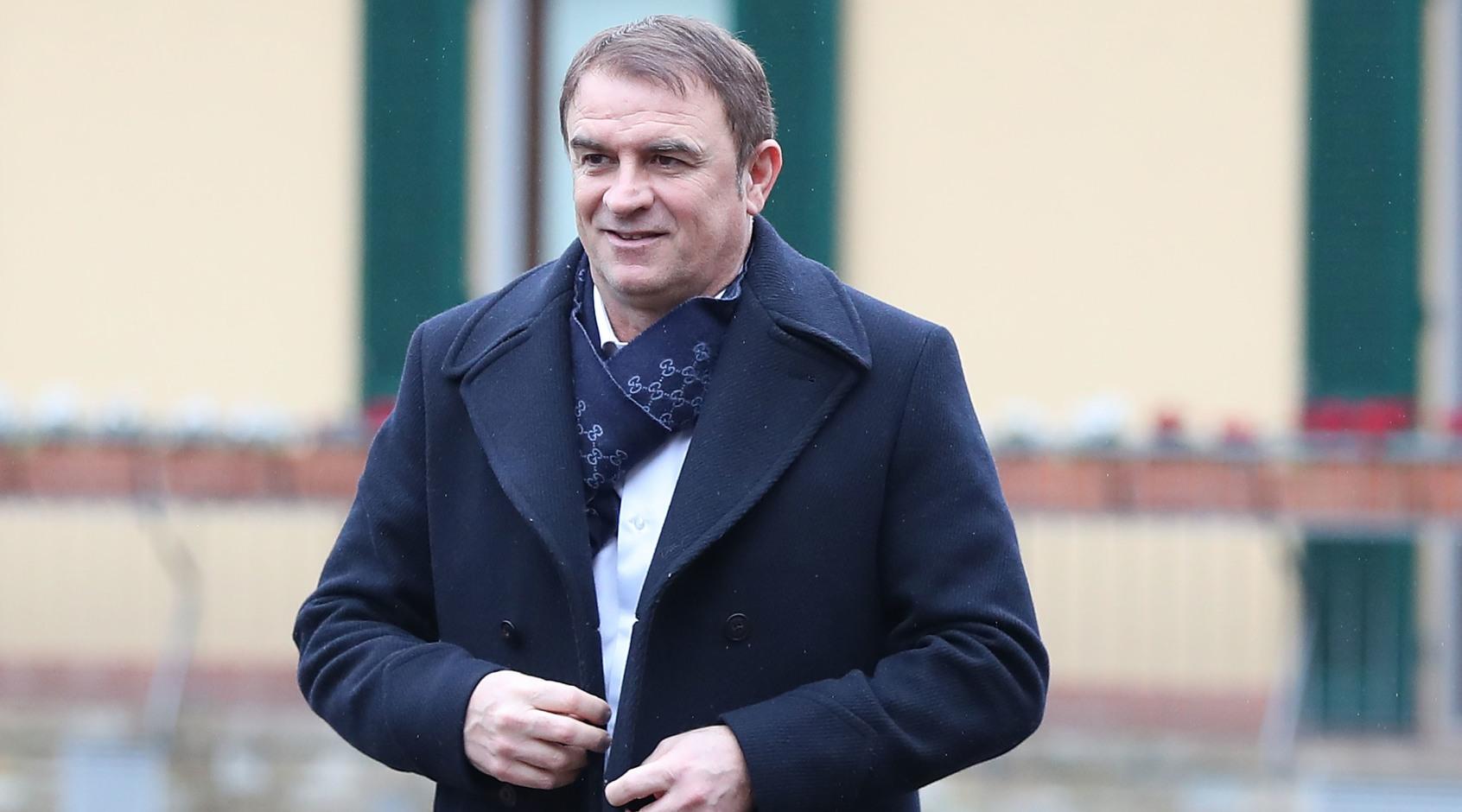 """Леонардо Семпличи - главный тренер """"Кальяри"""""""
