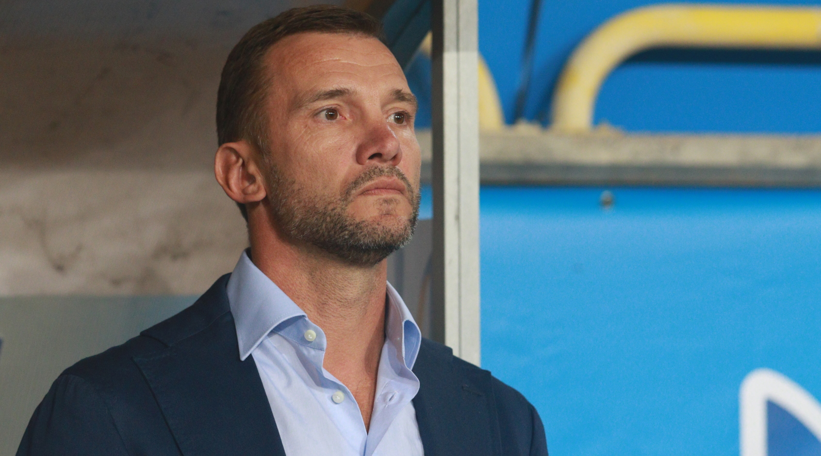 """Андрей Шевченко: """"Насколько знаю, Макс Килман делает украинский паспорт"""""""