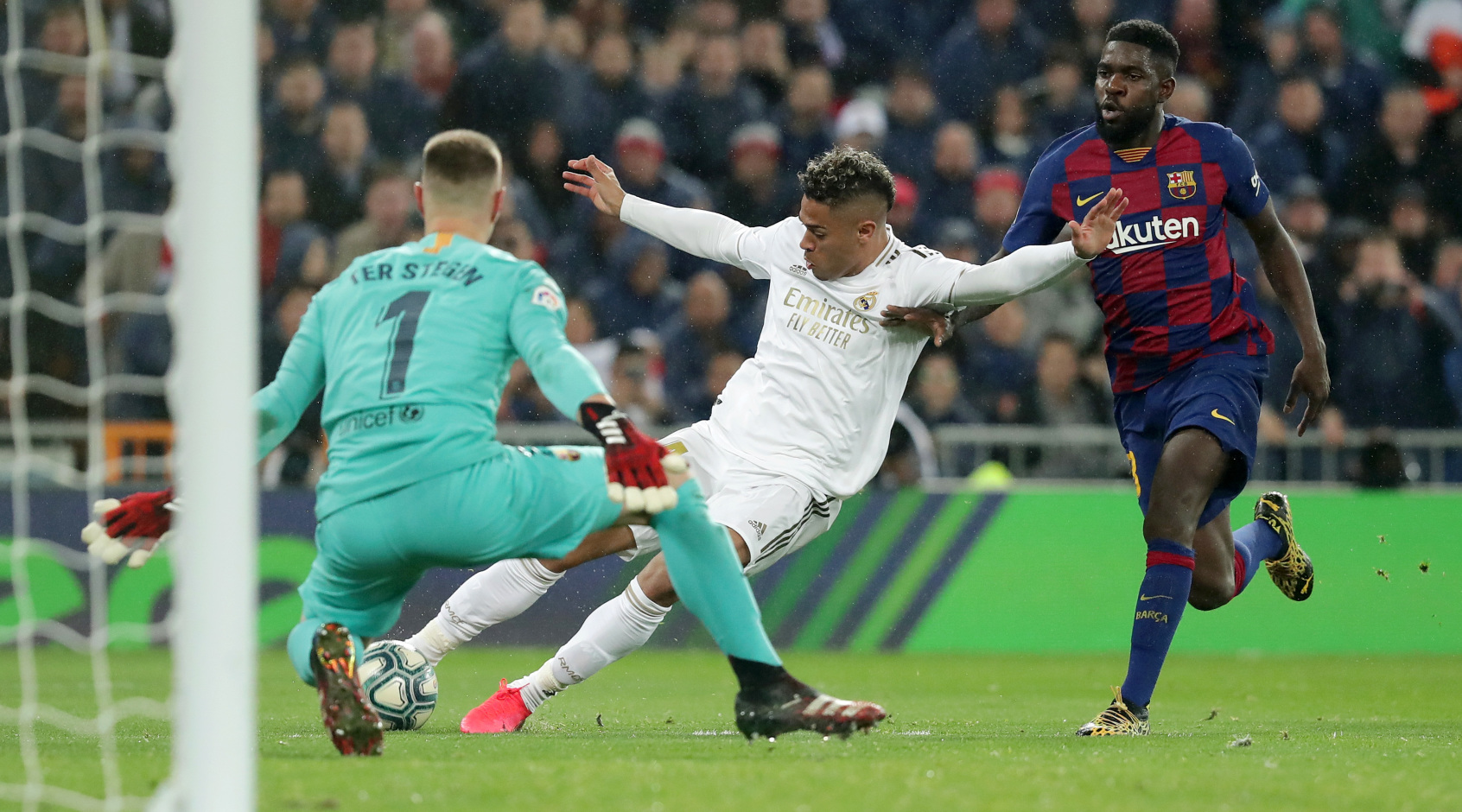 """""""Реал"""" - """"Барселона"""" 2:0. Реабилитация"""