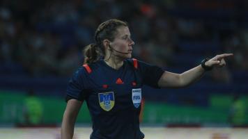 Катерина Монзуль судитиме олімпійський півфінал США - Канада