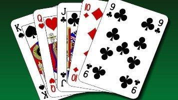 Правила игры в 5-ти карточный Дро покер