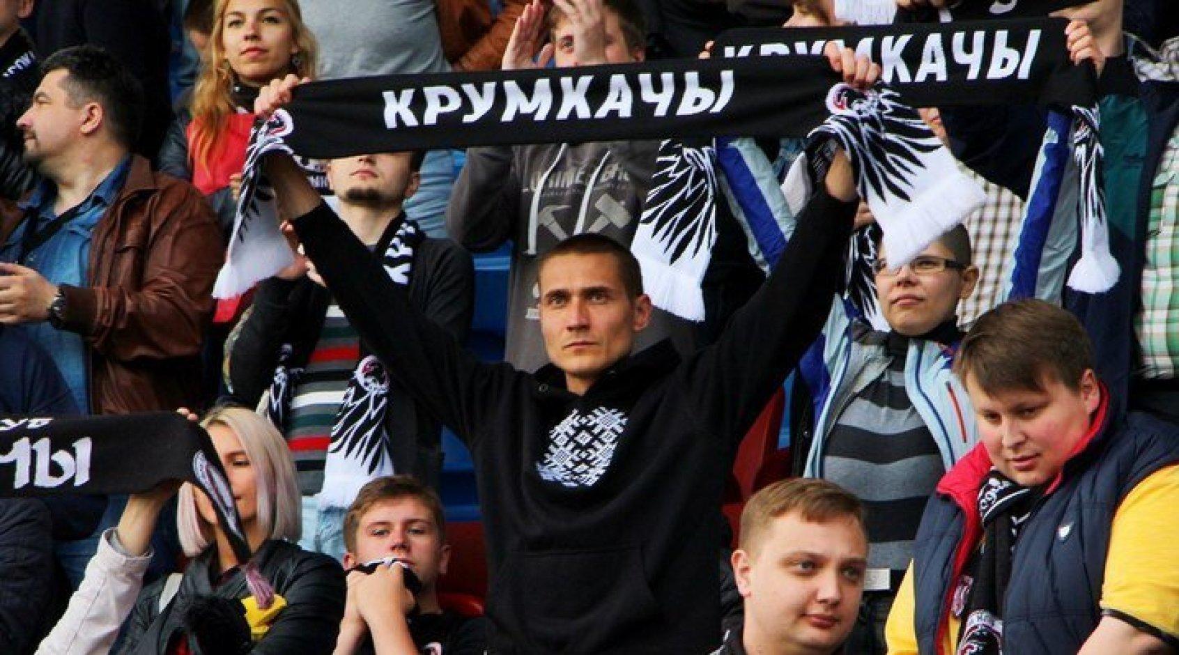 """""""Крумкачы"""" раздадут медицинские маски всем посетителям домашних матчей"""