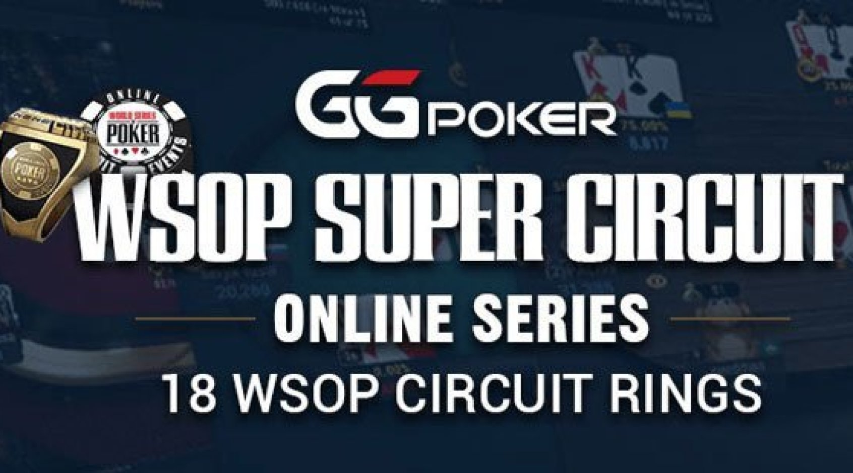 GGPoker и WSOP проведут совместную онлайн серию
