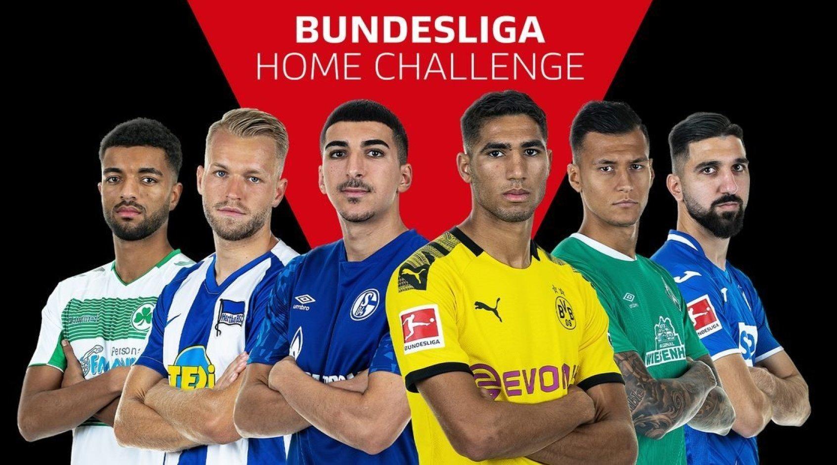 Киберфутбол. FIFA 20. Бундеслига. #BundesligaHomeChallenge. 4-я игровая неделя. Видеообзор матчей субботы