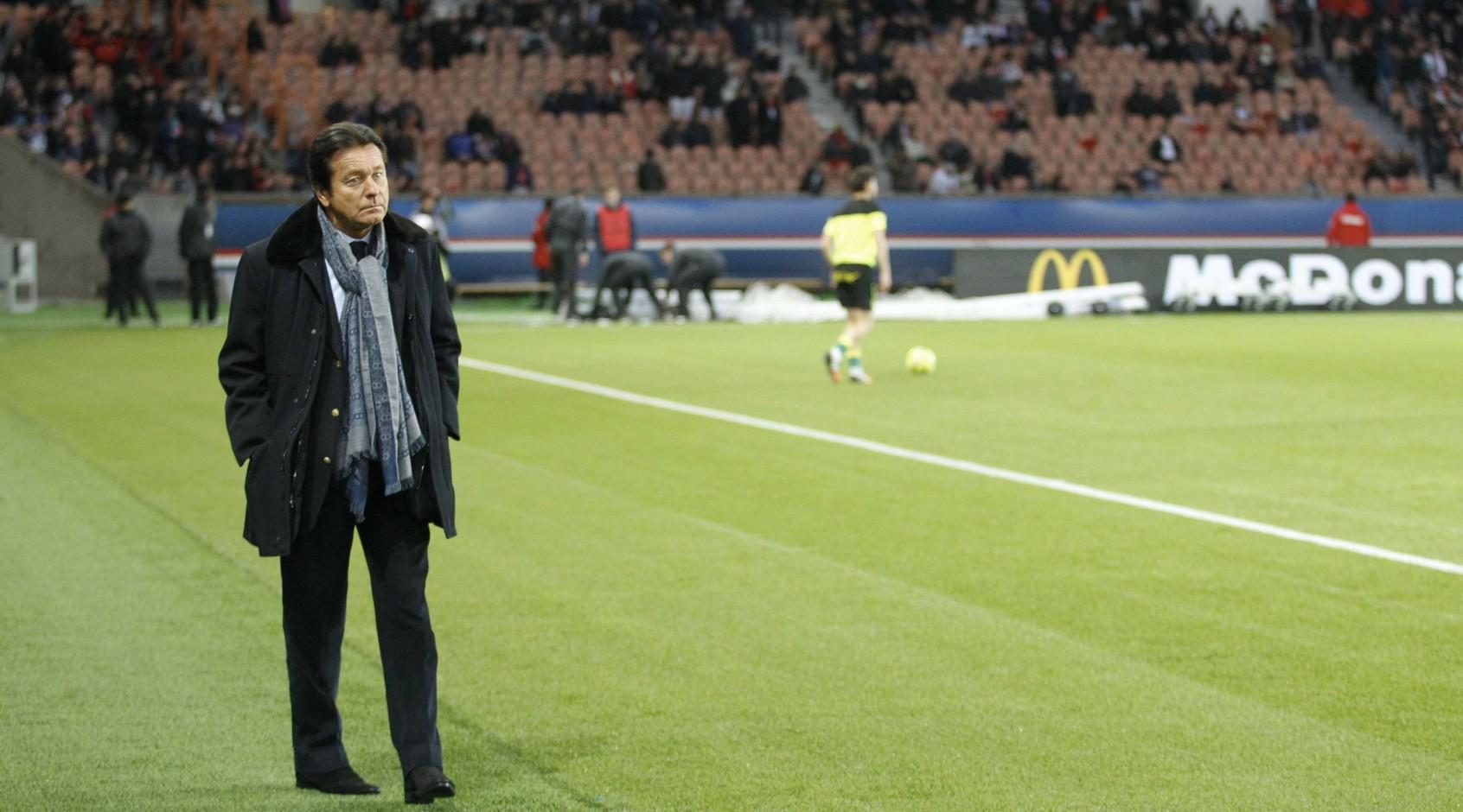 """Президент """"Нанта"""": """"Рабочий сейчас идет на работу, рискует за 1 200 евро - почему футболисты в своем """"пузыре""""?"""
