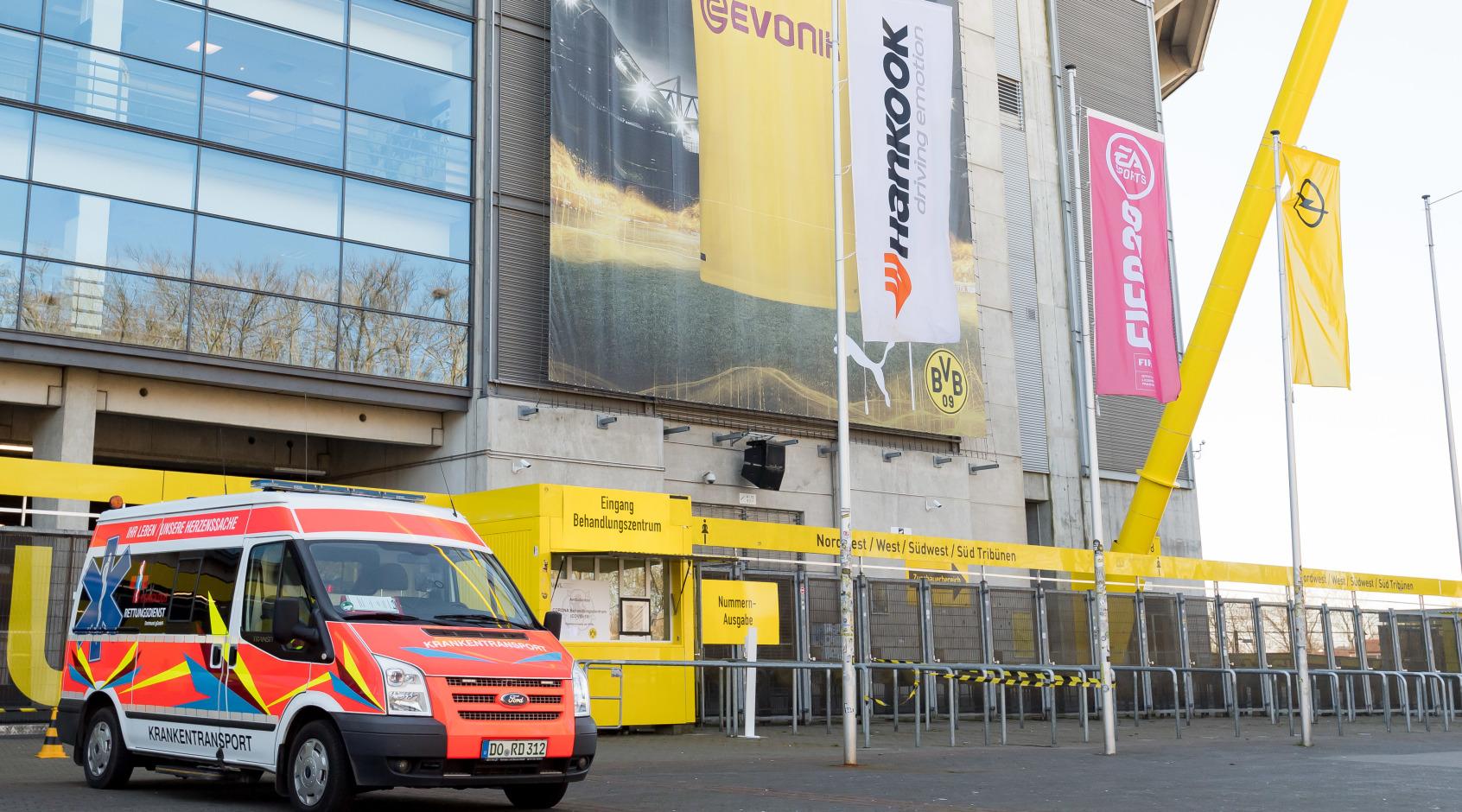 Возобновление чемпионата Германии 9 мая под угрозой срыва
