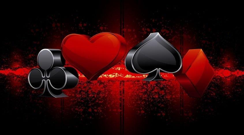 Значение и старшинство карт в покере