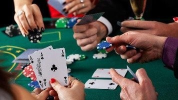 Покер в Киеве: лучшие покерные клубы города